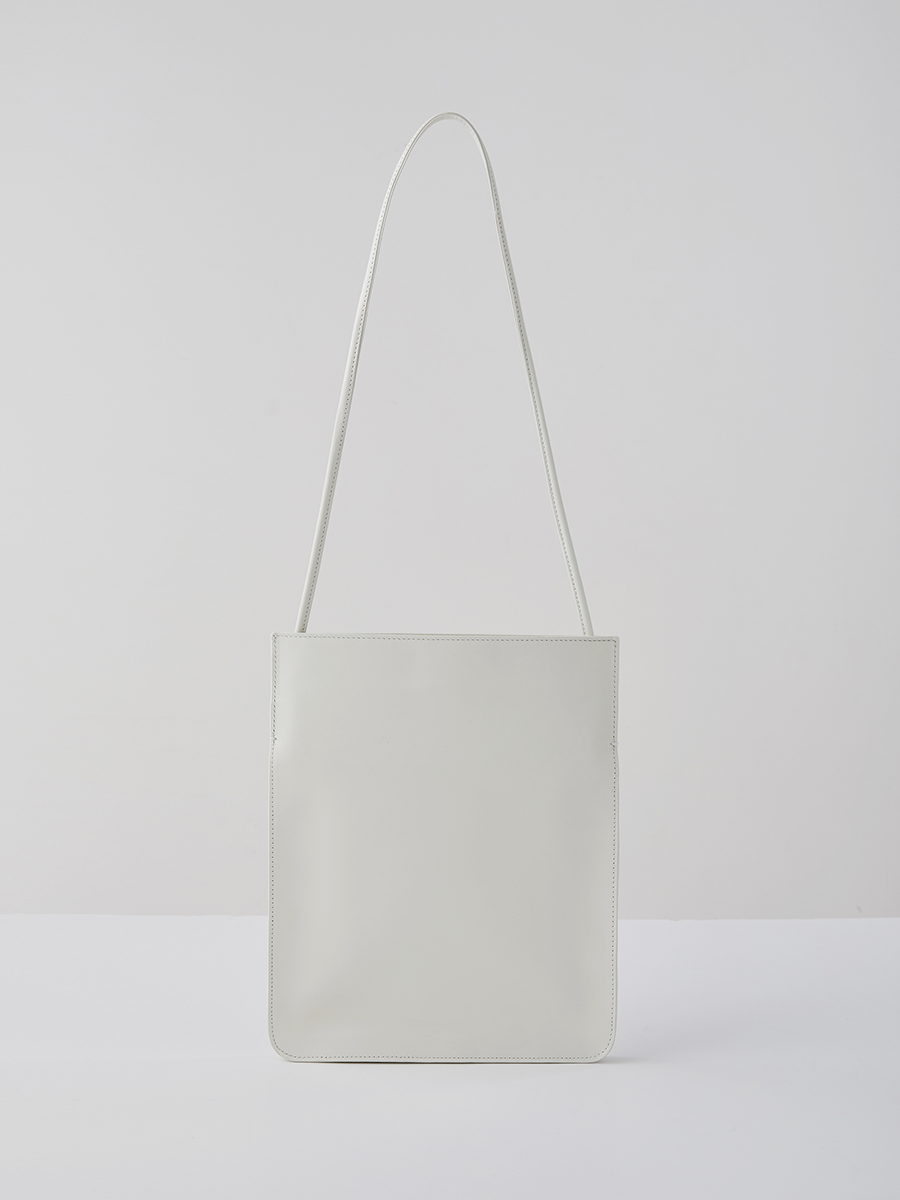 plain bag  (bone white)